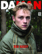 DAMAN Magazine Cover October-November 2018