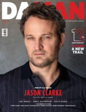 DAMAN Magazine Cover April-May 2019