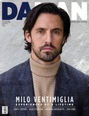 Cover Majalah DAMAN Agustus-September 2019