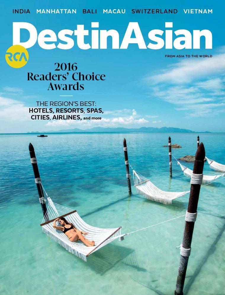 DestinAsian Digital Magazine February–March 2016