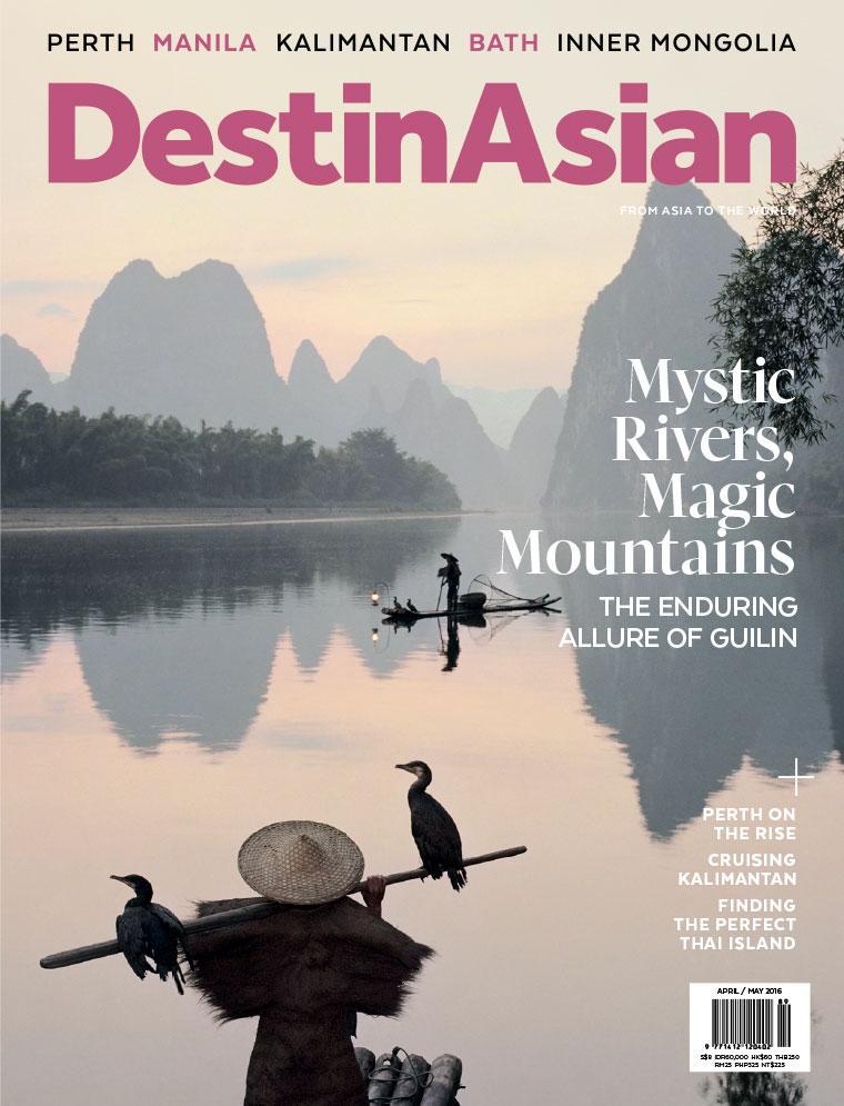 DestinAsian Digital Magazine April–May 2016