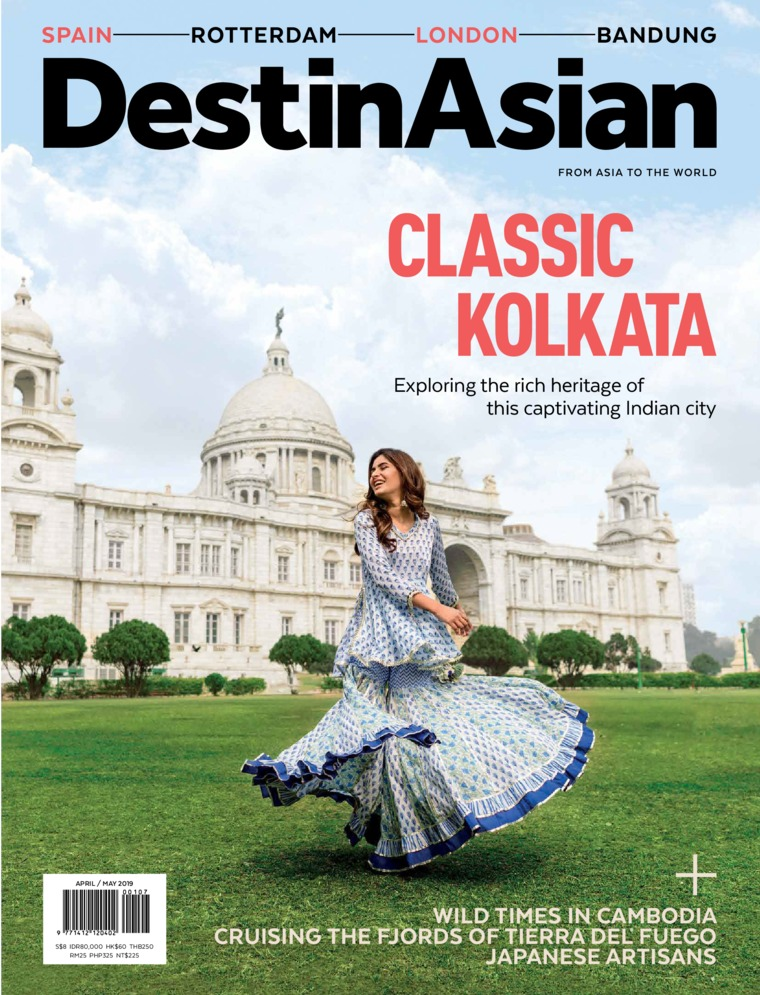DestinAsian Digital Magazine April-May 2019