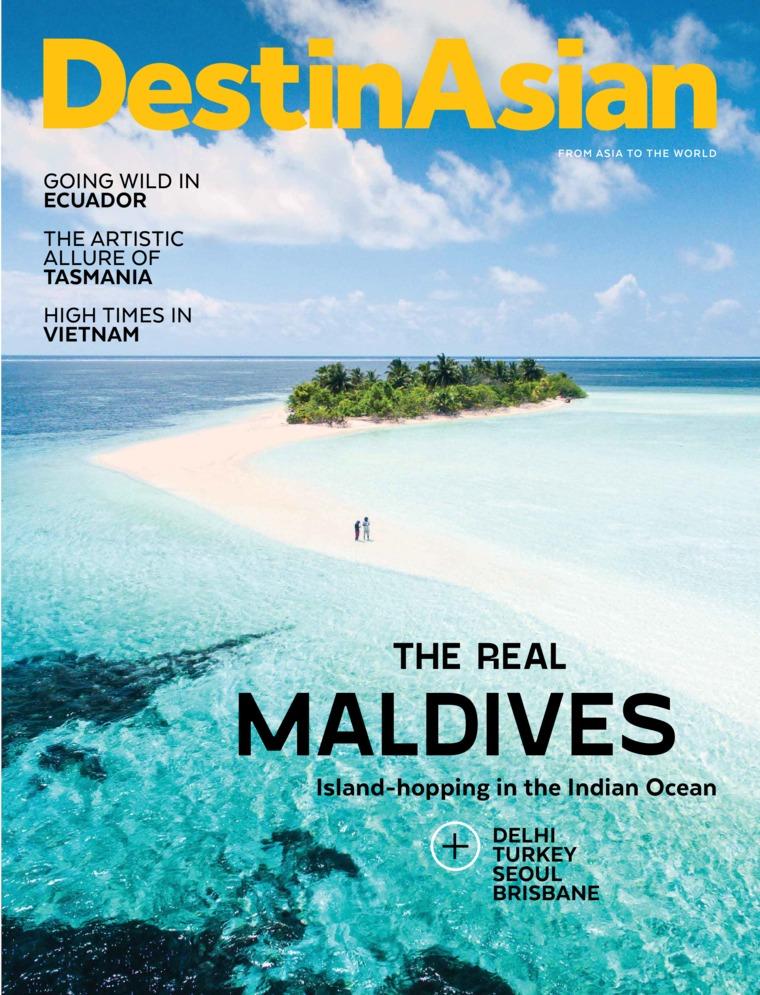 DestinAsian Digital Magazine August-September 2019