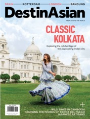 DestinAsian Magazine Cover April-May 2019