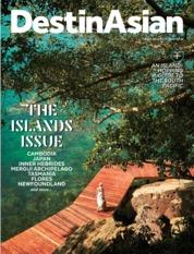 Cover Majalah DestinAsian Juni-Juli 2019