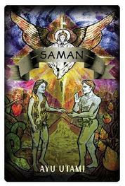 Saman by Ayu Utami Cover