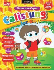 Cover Pintar dan Cepat: Calistung for Boys oleh