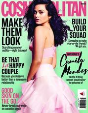 Cover Majalah Cosmopolitan Philippines