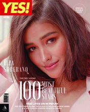 Cover Majalah YES! Philippines Mei 2018