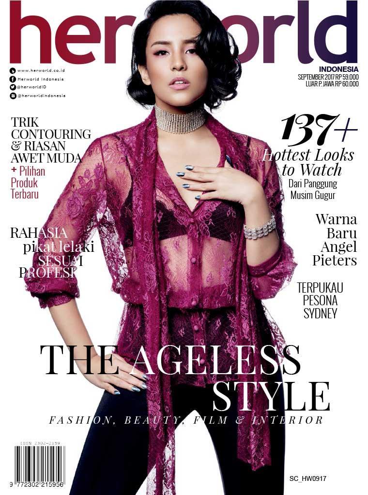 Majalah Digital her world Indonesia September 2017