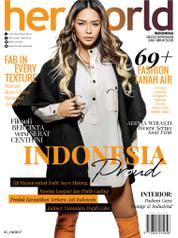 Her world Indonesia Magazine Cover August 2017