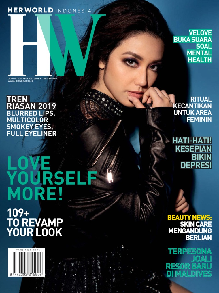 Majalah Digital her world Indonesia Januari 2019
