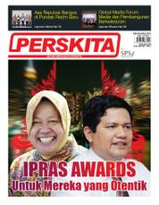 Cover Majalah PERSKITA November 2014