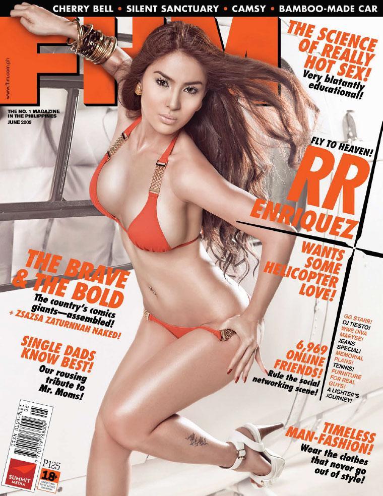 FHM Philippines Magazine June 2009
