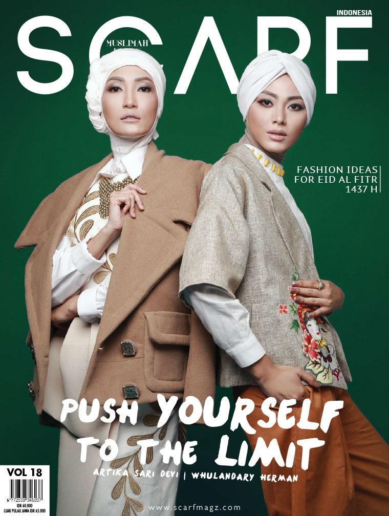 Majalah Digital SCARF INDONESIA ED 18 2016