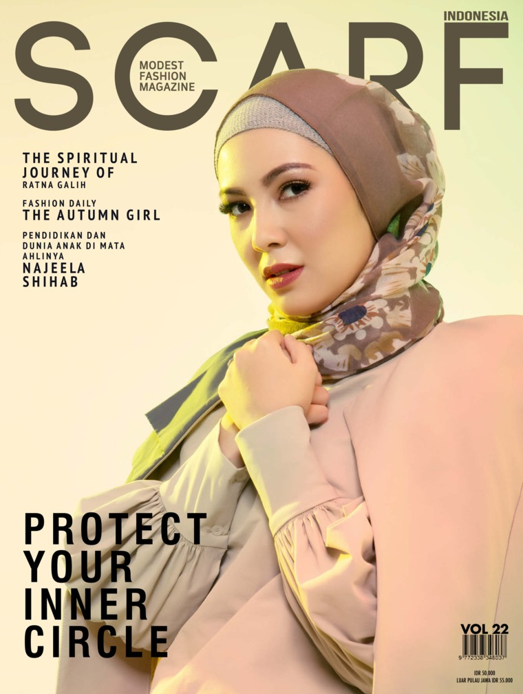 SCARF INDONESIA Digital Magazine ED 22 January 2018