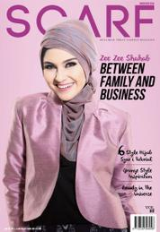 Cover Majalah SCARF INDONESIA ED 05 2013