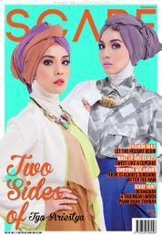 Cover Majalah SCARF INDONESIA ED 06 2014
