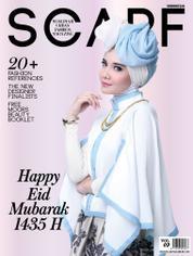 Cover Majalah SCARF INDONESIA ED 09 2014