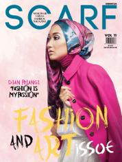Cover Majalah SCARF INDONESIA ED 11 2015