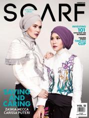 Cover Majalah SCARF INDONESIA