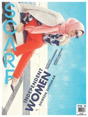 Cover Majalah SCARF INDONESIA ED 13 Agustus 2015