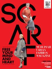 Cover Majalah SCARF INDONESIA ED 14 Oktober 2015