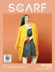 Cover Majalah SCARF INDONESIA ED 15 Desember 2015