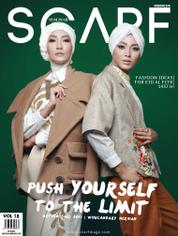 SCARF INDONESIA Magazine Cover ED 18 2016