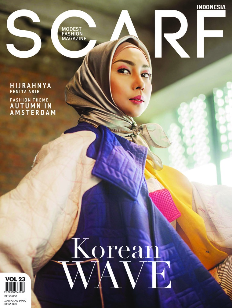 SCARF INDONESIA Digital Magazine ED 23 September 2018