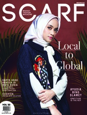 SCARF INDONESIA Magazine Cover ED 20 2017