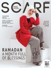 SCARF INDONESIA Magazine Cover ED 21 2017