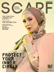SCARF INDONESIA Magazine Cover ED 22 January 2018