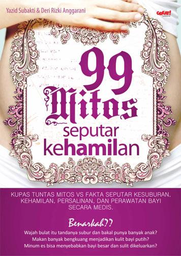 Cover 99 Mitos Seputar Kehamilan oleh