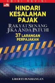 Hindari Kesalahan Pajak by Liberti Pandiangan Cover