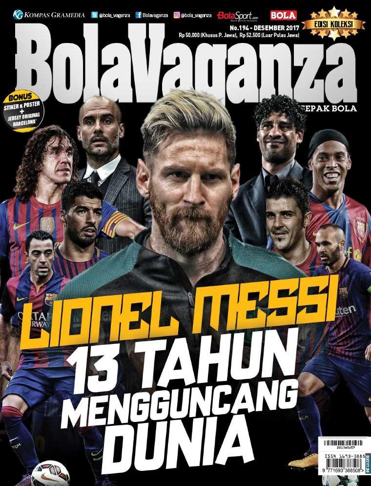 Majalah Digital Bolavaganza Desember 2017