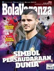 Cover Majalah Bolavaganza Maret 2017