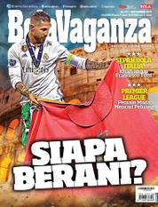 Cover Majalah Bolavaganza September 2017