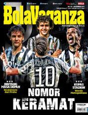 Cover Majalah Bolavaganza November 2017