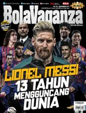 Cover Majalah Bolavaganza Desember 2017
