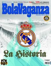 Bolavaganza Magazine Cover February 2018