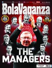 Bolavaganza Magazine Cover