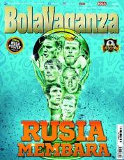 Cover Majalah Bolavaganza Mei 2018