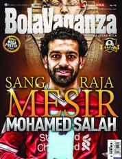 Cover Majalah Bolavaganza Agustus 2018