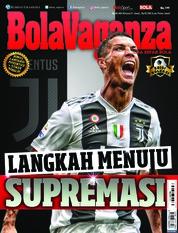 Cover Majalah Bolavaganza Oktober 2018