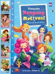 Cover Bilingual Book: Kumpulan Dongeng Motivasi oleh