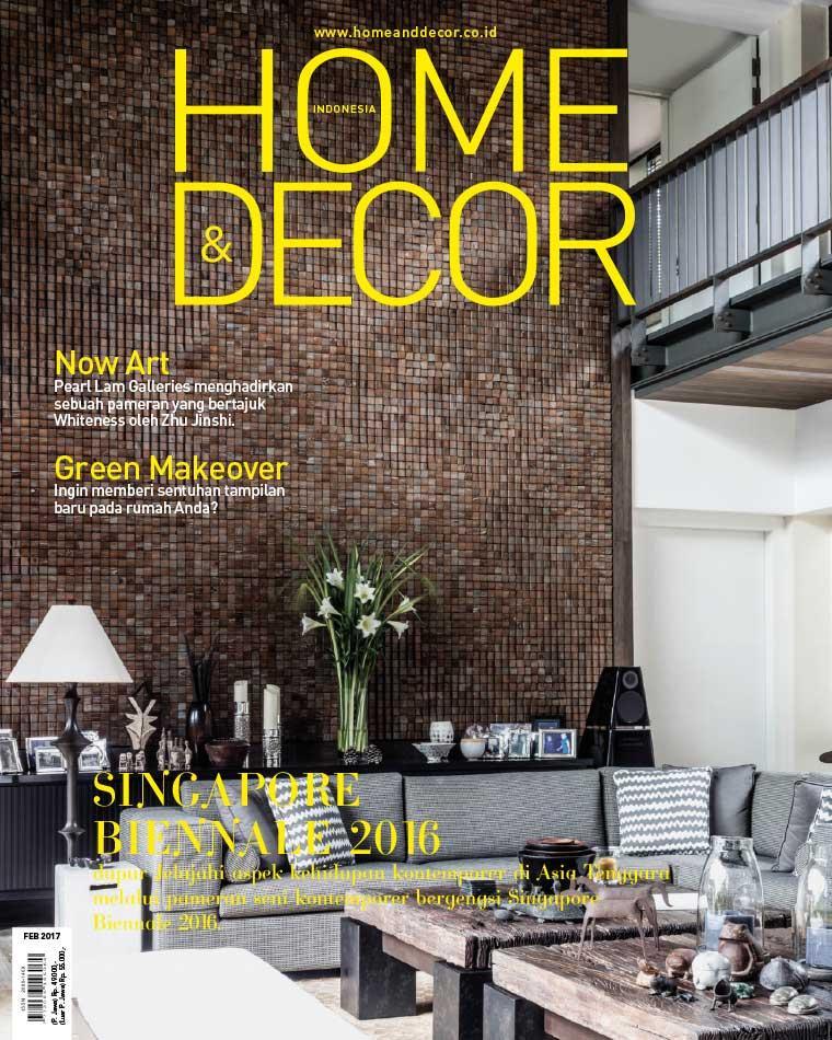 Home Decor Indonesia Digital Magazine February 2017