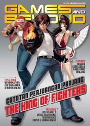 Cover Majalah GAMES and BEYOND