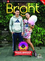 Cover Majalah Bright April 2018