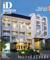 Cover Majalah INDONESIA design Collection Edition